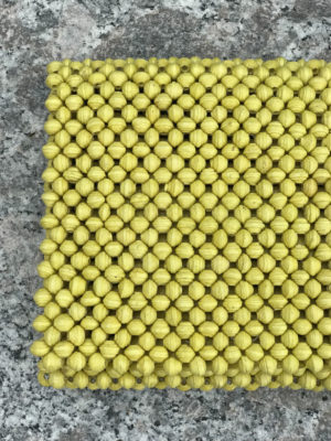 4Africa Clutch Yellow